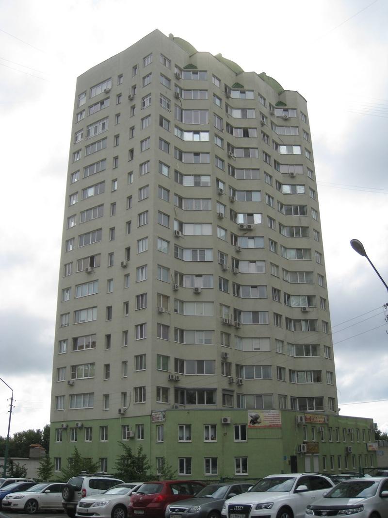 ЖСК Стрелка-2001 - 3